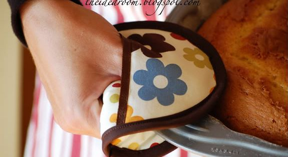 oven mitt pattern | Oven Hand Mitt Tutorial - The Idea Room