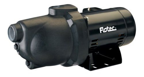 Flotec Fp4012 10 1 2 Hp Shallow Well Pump Jet Shallow Well Jet Pump Well Jet Pump Shallow Wells