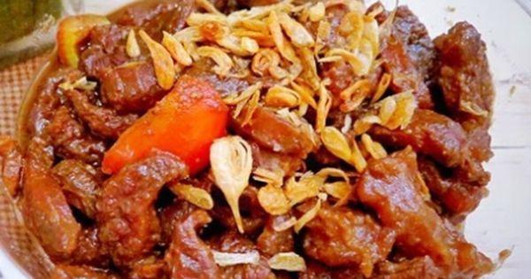 Pin Di Daging Lauk Pauk Masakan Nusantara
