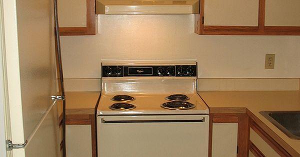 1980 S Laminate Kitchen Cabinet Redo Design Pinterest