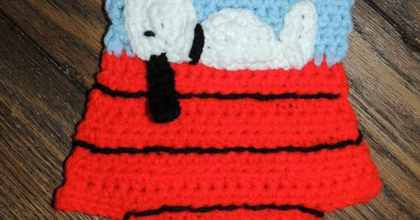 Knotted Love Free Pattern Snoopy Scarf Crochet Ideas