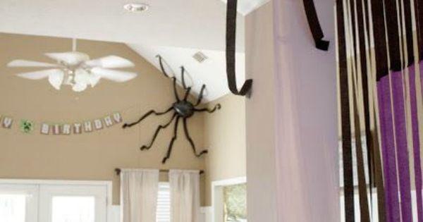 Griezelen met halloween kinderfeestje 31 oktober geniet m r voor minder op - Deco halloween tafel maak me ...