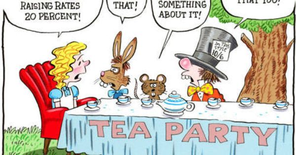 Learn How The Tea Party Became A Political Powerhouse Tea Party