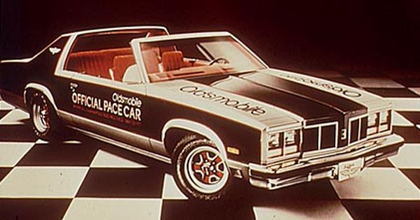 77 olds delta 88 indy 500 pace car pace cars pinterest cars tops and convertible. Black Bedroom Furniture Sets. Home Design Ideas