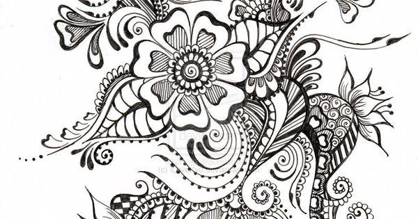 Mandalas De Animales Para Pintar Abstracto Pintar Tattoo: Maori_tattoo Maori_maori Tattoo_ Tatuagem_polinésia_tribal