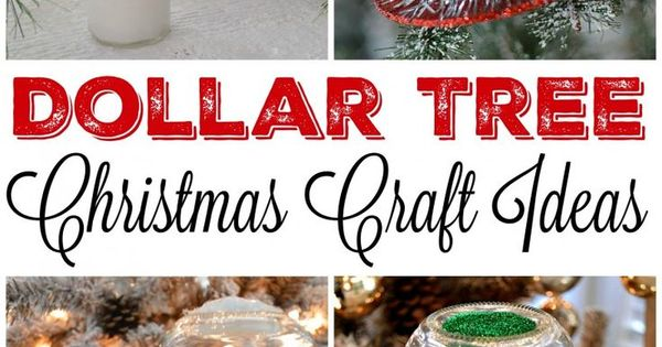 dollar tree craft ideas dollar tree budget christmas craft and decorating ideas 10810
