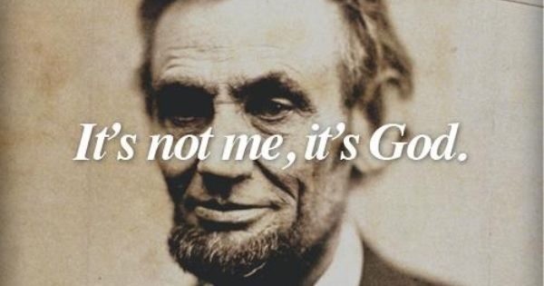 "Good Short Article: ""The Secret to Lincoln's Greatness"" dalepartridge.com..."