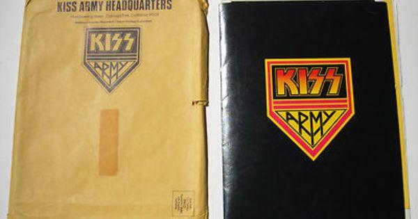 Electronics Cars Fashion Collectibles More Ebay Kiss Army Vintage Kiss Kiss Band
