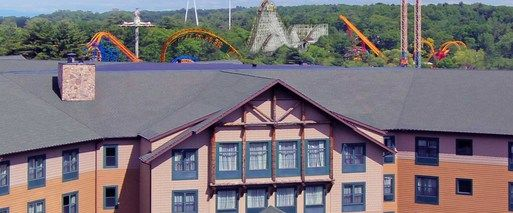 Sixflags Great Escape Lodge Due To Our Plans Being Changed For Isaacs Birthday We Are Taking The Boys Here On Februar Indoor Waterpark Water Park Vacation