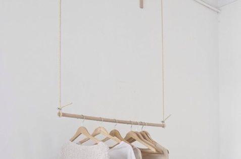 diy cupcake holders tringle v tements et v tements de racks suspendus. Black Bedroom Furniture Sets. Home Design Ideas