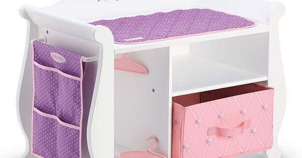 Changing Table Storage Unit For 15 Quot Bitty Baby Doll Gift