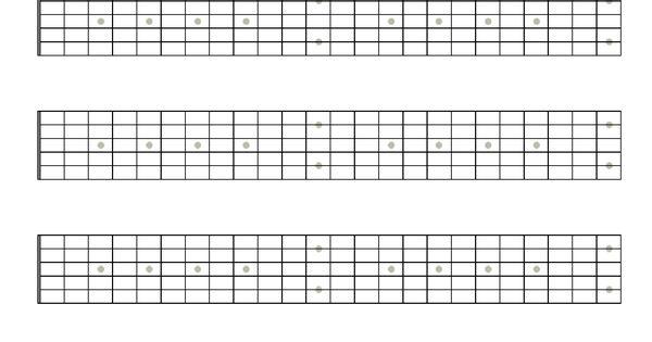 printable blank guitar neck diagrams guitardiagrams printables pinterest guitar neck. Black Bedroom Furniture Sets. Home Design Ideas