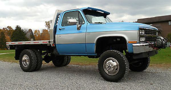 restored chevy k30 google search chevy trucks. Black Bedroom Furniture Sets. Home Design Ideas
