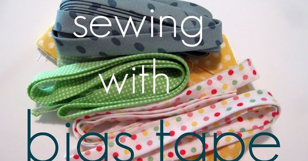 3 methods for sewing bias tape onto something (blanket, quilt, dress, etc...)