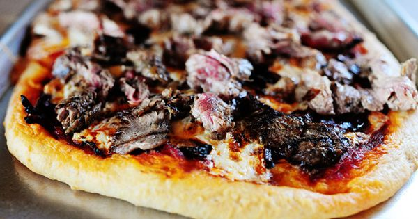One Basic Pizza Crust | Recipe | Steak Pizza, Pizza and Steaks