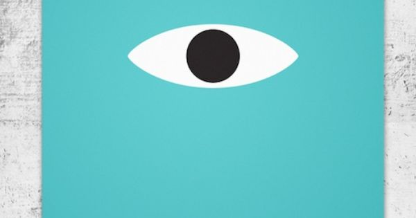 Monsters Inc. Pixar Minimal Posters. Design by Wonchan Lee.