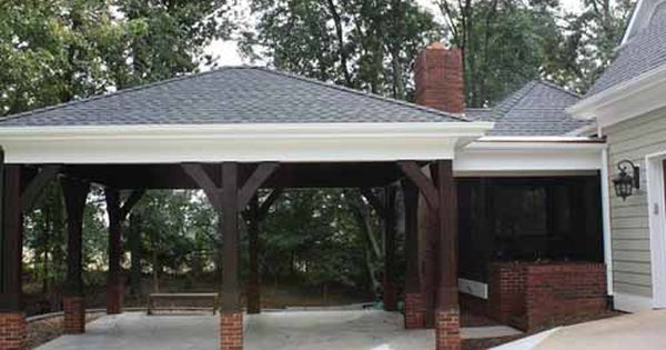 Carport Additions 11 Perfect Carports Designs With