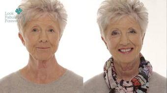 Define Your Eyes Lips Over 60 Makeup For Older Women Mature