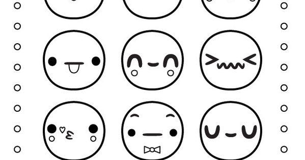 Feelings Free Printable Coloring Page