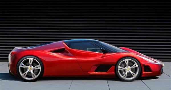 Ferrari F70 mobile sculpture