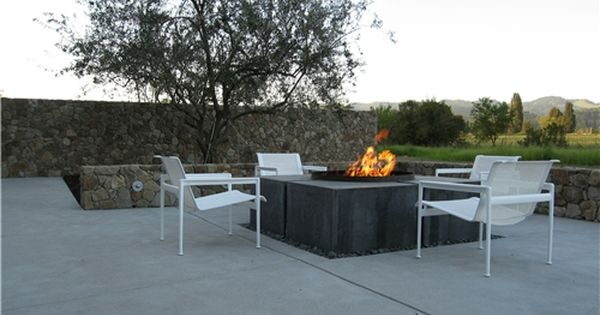 Fire Pit Cagwin Dorward Landscape Contractors Novato Ca Outdoor Fire Pit Outdoor Fire Pit Designs Fire Pit Backyard