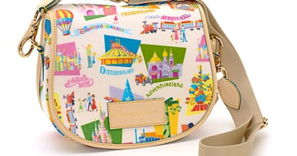 Disneyland paris dooney bourke and satchel bag on pinterest