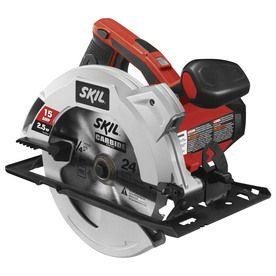 Skil 15 Amp 7 1 4 In Corded Circular Saw Circular Saw Best