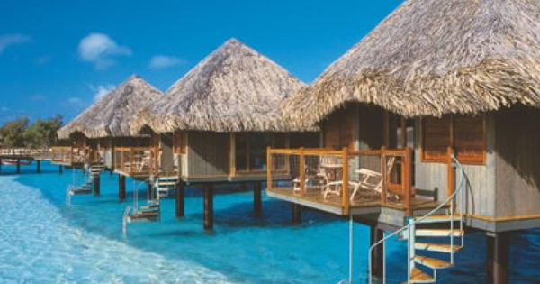 Tahiti honeymoon oneday haha :)