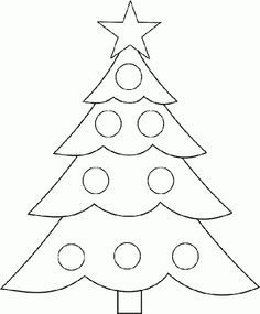 Moldes Enfeites Arvore De Natal Em Feltro Com Imagens Arvores