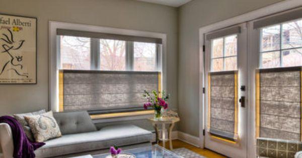 Curtainless Windows Home Pinterest Living Room