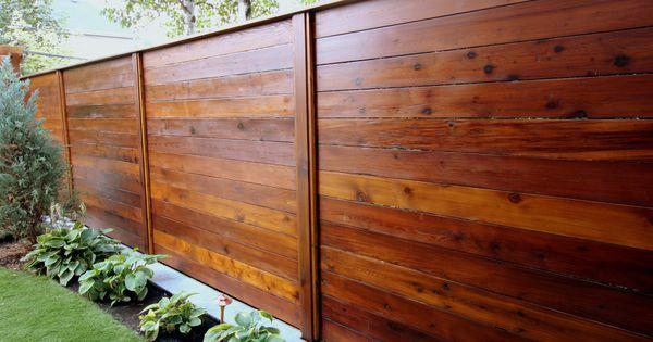 horizontal fence emond 2 fence ideas pinterest. Black Bedroom Furniture Sets. Home Design Ideas