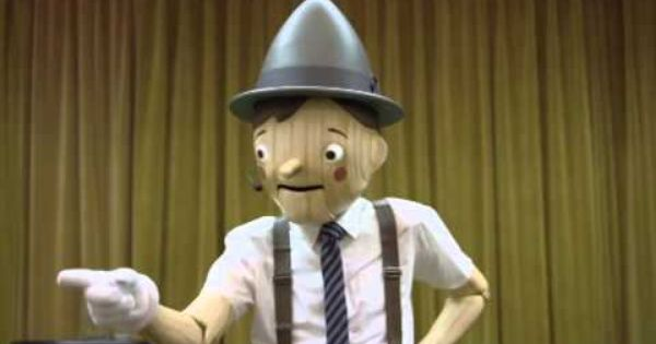 Funny Geico Tv Commercial Pinocchio Was A Bad Motivational