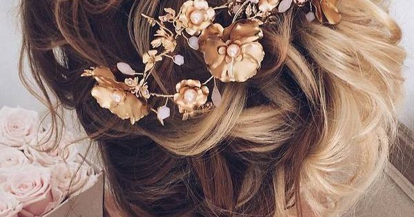 35 Wedding Updo Hairstyles For Long Hair From Ulyana Aster: 65 New Romantic Long Bridal Wedding Hairstyles To Try