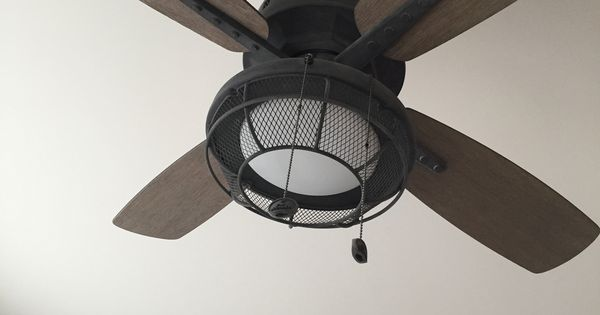 Farmhouse Industrial Ceiling Fans Danegooddecor