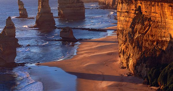 Twelve Apostles Port Campbell National Park of Victoria, Australia