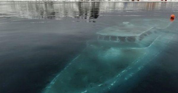 Sunken yacht in Antarctica | Whoa. | Pinterest | Yachts ...
