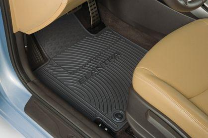 2013 2017 Hyundai Elantra Gt Rubber Floor Mats E046 Hyundai Elantra Elantra Rubber Floor Mats