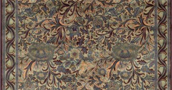 Frank lloyd wright style rug frank lloyd wright style pinterest frank lloyd wright style - Frank lloyd wright rugs ...