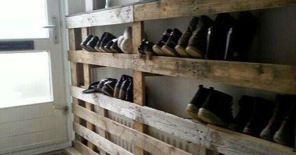 Id es pour ranger ses chaussures 4 inspiration - Ranger ses chaussures ...