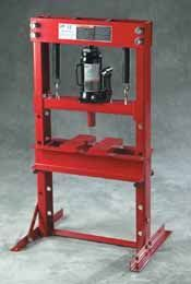 Build A 10 Ton Hydraulic Press A Press Is Something You Dont Use Often In The Home Garage But When Yo Homemade Tools Metal Working Projects Welding Projects