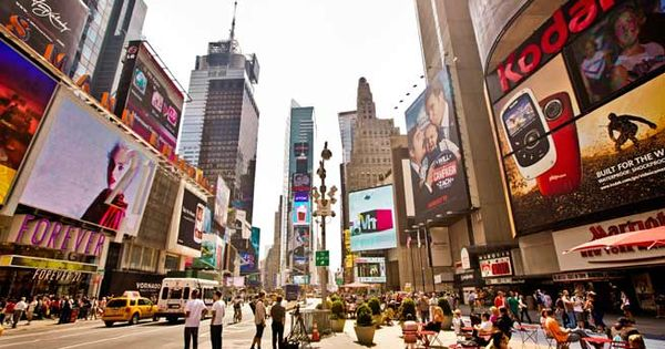 20 ultimate things to do in new york city times square for Things to in times square
