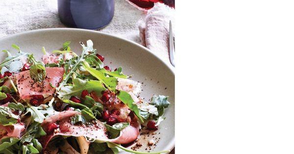 Pomegranate salad, Fennel and Pomegranates on Pinterest