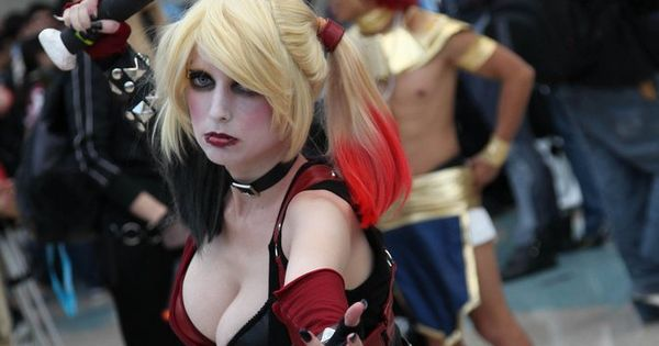 Is this Dr. Harleen Quinzell?! Love :)