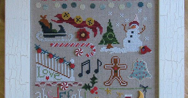 Christmas Cross Stitch Pattern This Is Chrismtas By Raise