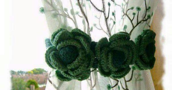 Pin by amera yosri on crochet curtains pinterest