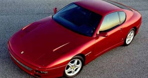 Ferrari 456 456gt 456m Factory Workshop Service Repair Manual