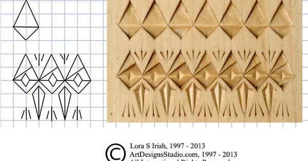 In today s free online chip carving seminar by lora irish