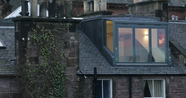 Helen Lucas Architects Edinburgh | project | hartington attic conversion edinburgh |