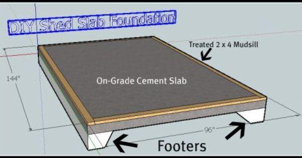 Slab foundation handmade pinterest slab foundation for Slab foundation definition