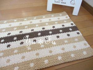 Yu Fu リフ編み かぎ針編みのパターン ハンドメイド 手芸